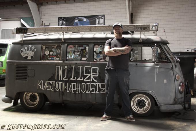 Miller Kustom Upholstery Marcel